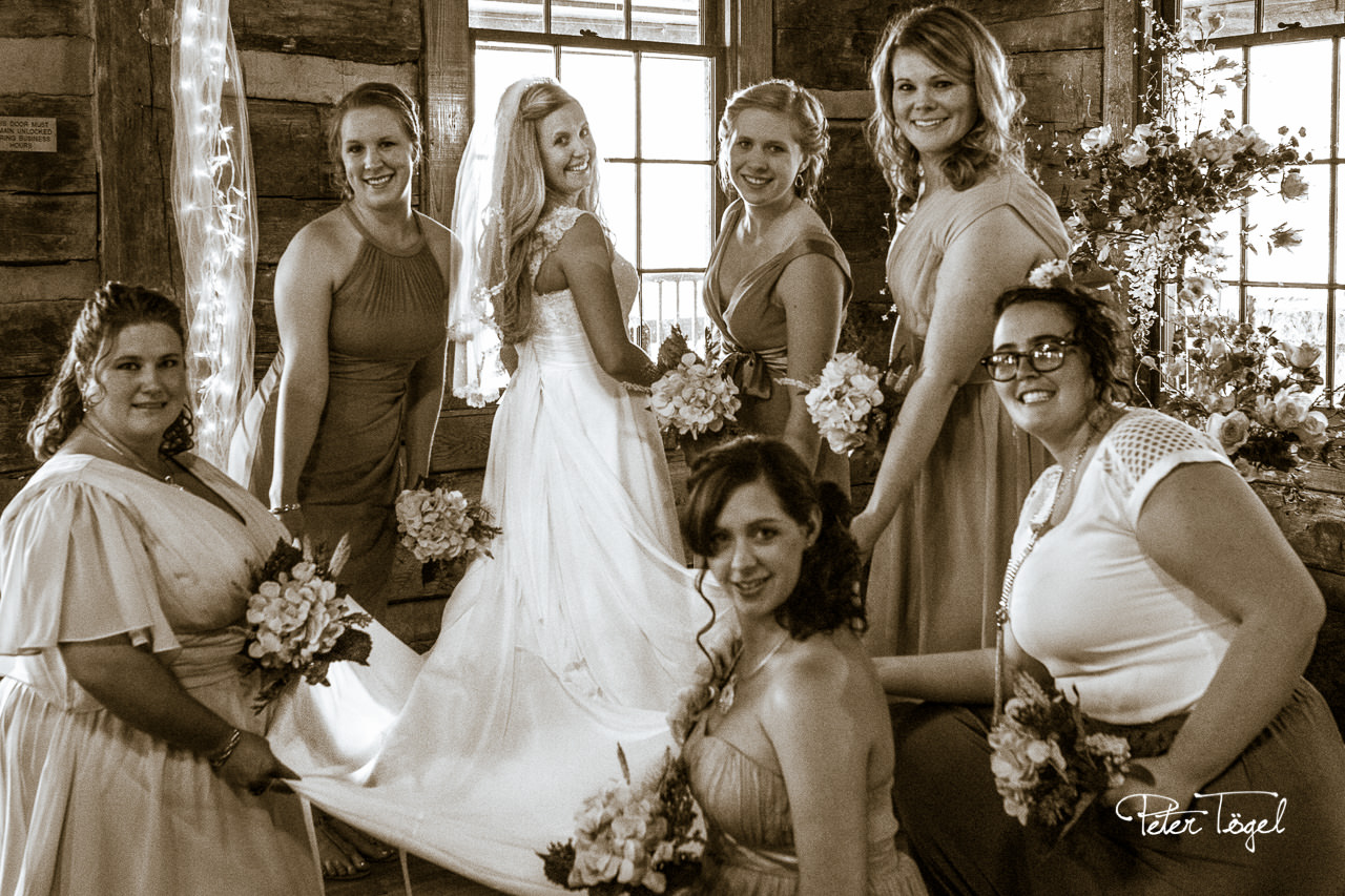 Bridesmaid Photos