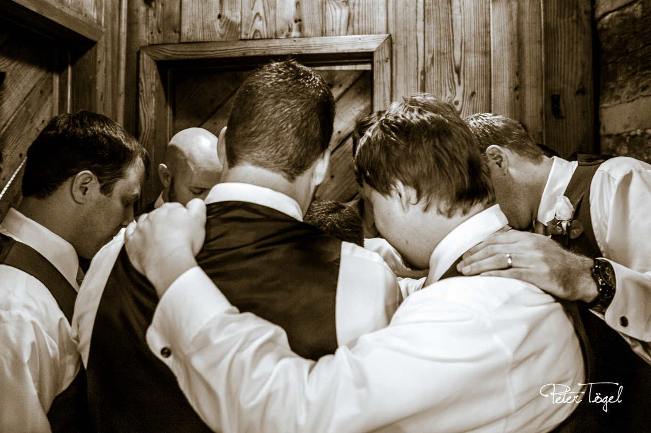 Groomsmen Prayer