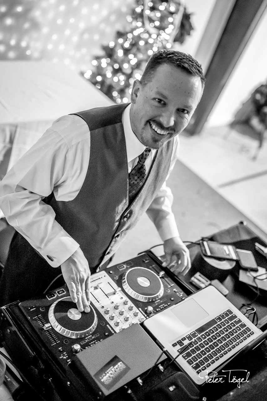 Wedding Reception DJ