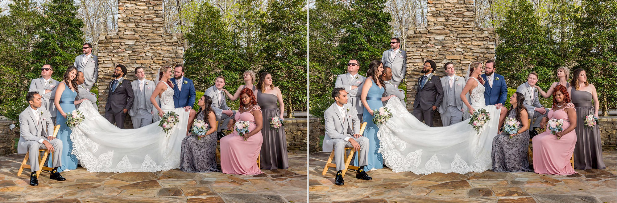 Difference In Wedding Photography Editing