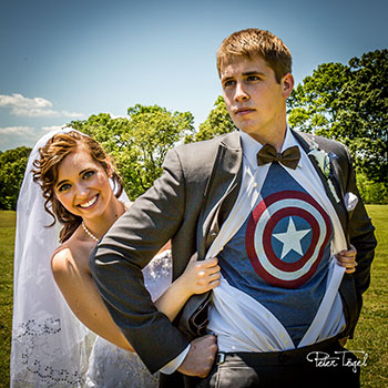 The Superpower Wedding